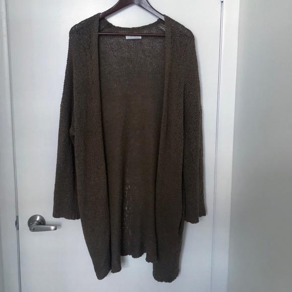 Oak & Fort oversized shrug sweater**must go!**